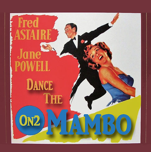 Fred Astaire & Jane Powell Dance Mambo 1
