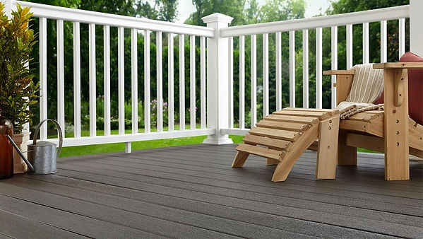 Decking & Railing Supplies