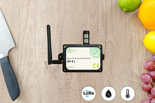 Sensor Wireless LoRa