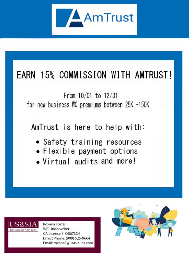 WC flyer AMtrust 15 percent  comission.PNG