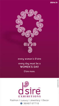 dsire womens day