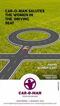 caroman womens day