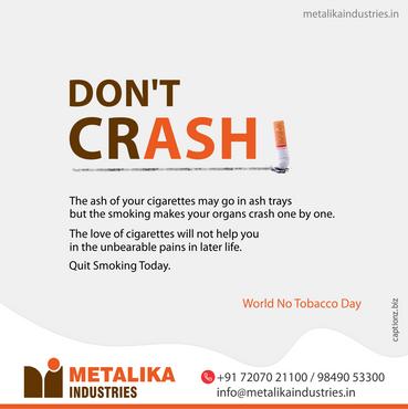 No tobacco day metalik 1.png