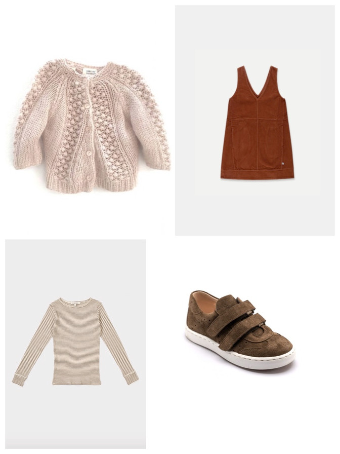 A wardrobe for Fall