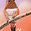 Thumbnail: Hummingbird Blank Greetings Classy Bird Card - Supports Conservation Charity