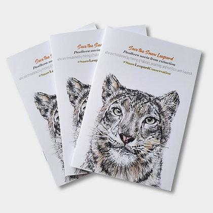 Snow Leopard A6 Notebook