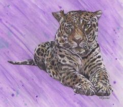 Jaguar Painting