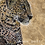 Thumbnail: Leopard Blank Greetings Feline Good Card - Supports Conservation Charity