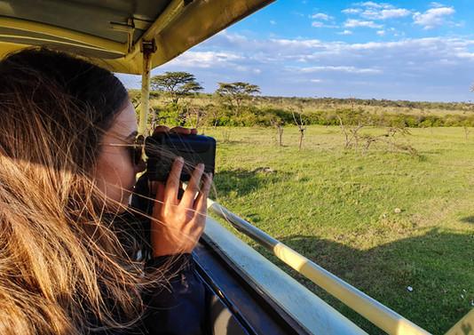 Naboisho Conservancy, Kenya