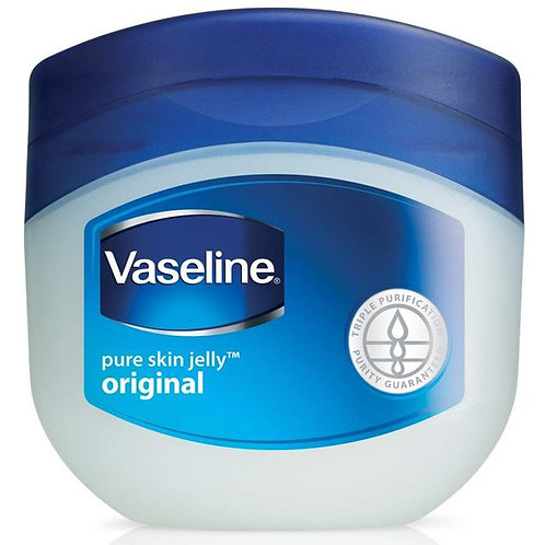 Mini Vaseline Petroleum Jelly- Original, Travel size! 4-Pack (0.278 oz)