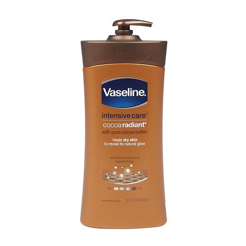 Vaseline Intensive Care Cocoa Radiant Lotion (20.3 oz)