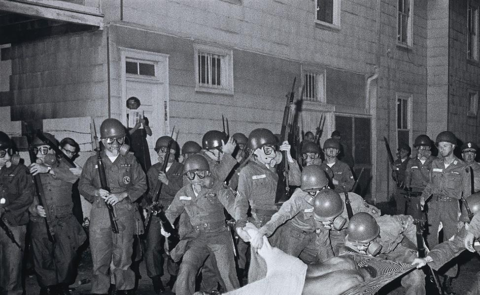 As cell phone videos of the police shootings of Alton Sterling and Philando Castile circulate, we look back at civil rights era photos, and explore the effect of images of violence on our minds and culture.