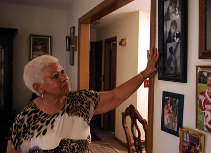 """Mary Tate remembers the July morning the police came to her home with the news. """"I said, 'I already know. I know it's my granddaughter. Before this even happened, I said it's either going to be jail, prison or a bullet. Nobody listened to me."""""""
