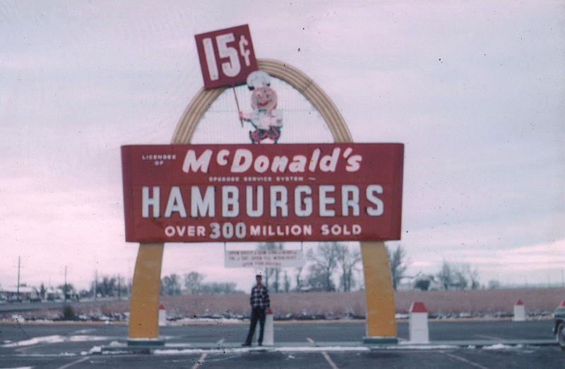 """""""'In America,' he told me, 'In America, we sell hamburgers.'"""" But Nabil Haddad didn't have a clue what a hamburger was. It was 1958, and Haddad was looking for a job."""