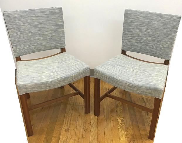 Chairs front