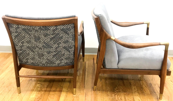 Armchairs Back/Side