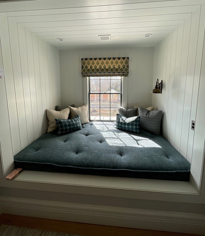 Roam shade, Cushions and pillows
