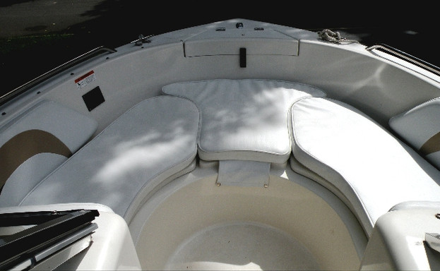 front boat
