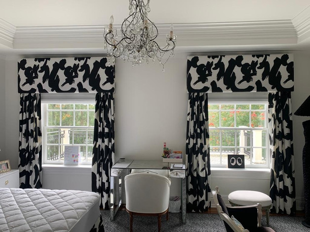 Cornices and Drapes