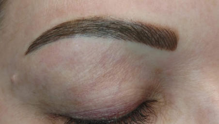 Soft Shade with Microblading