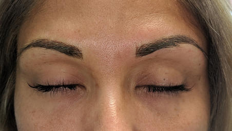 Microblading Medium Brown