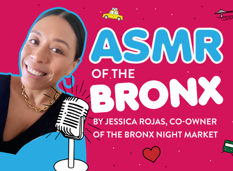 Let's talk about ASMR and the Bronx