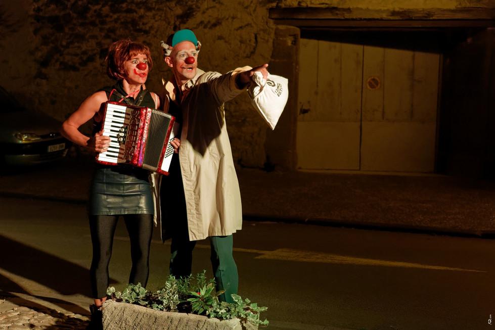 A la recherche du clownopithèque