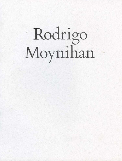 Rodrigo Moynihan, The Late Paintings