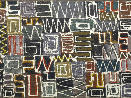 A Conversation Spoken in Paint: Lee Krasner and Norman Lewis at the Jewish Museum