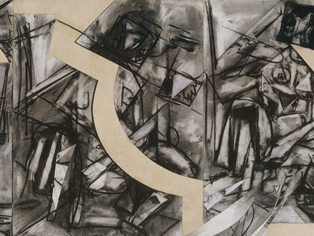 The Hamptons Art Hub discusses context and personality in Lee Krasner
