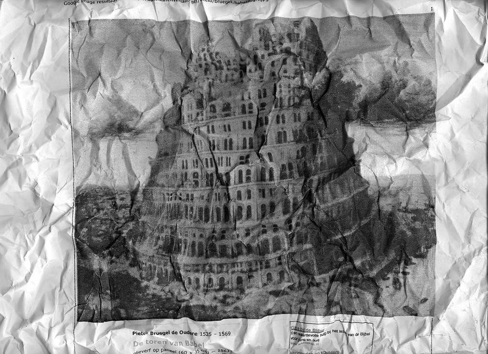 Willem Oorebeek, Retake Babel
