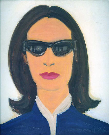 Alex Katz: From the Early 60s