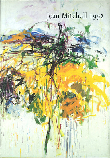 Joan Mitchell 1992