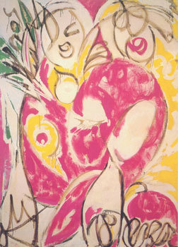Lee Krasner: Paintings from the Late Fifties