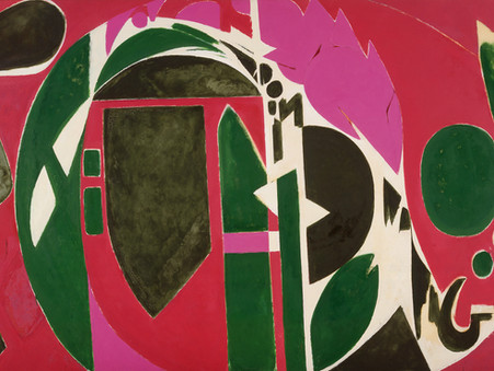 The New Yorker reviews Lee Krasner