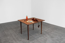 Untitled (Table Sculpture #1)