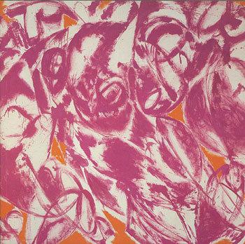 Lee Krasner, Paintings 1965-70