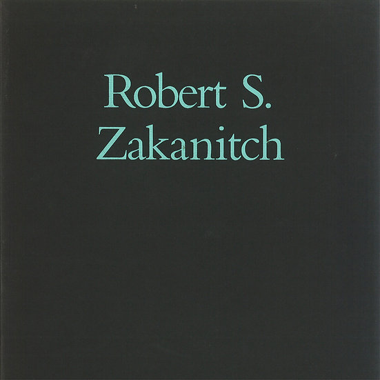 Robert S. Zakanitch