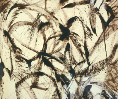 "Lee Krasner included in ""Night Vision: Nocturnes in American Art, 1860-1960"" at Bowdoin Co"