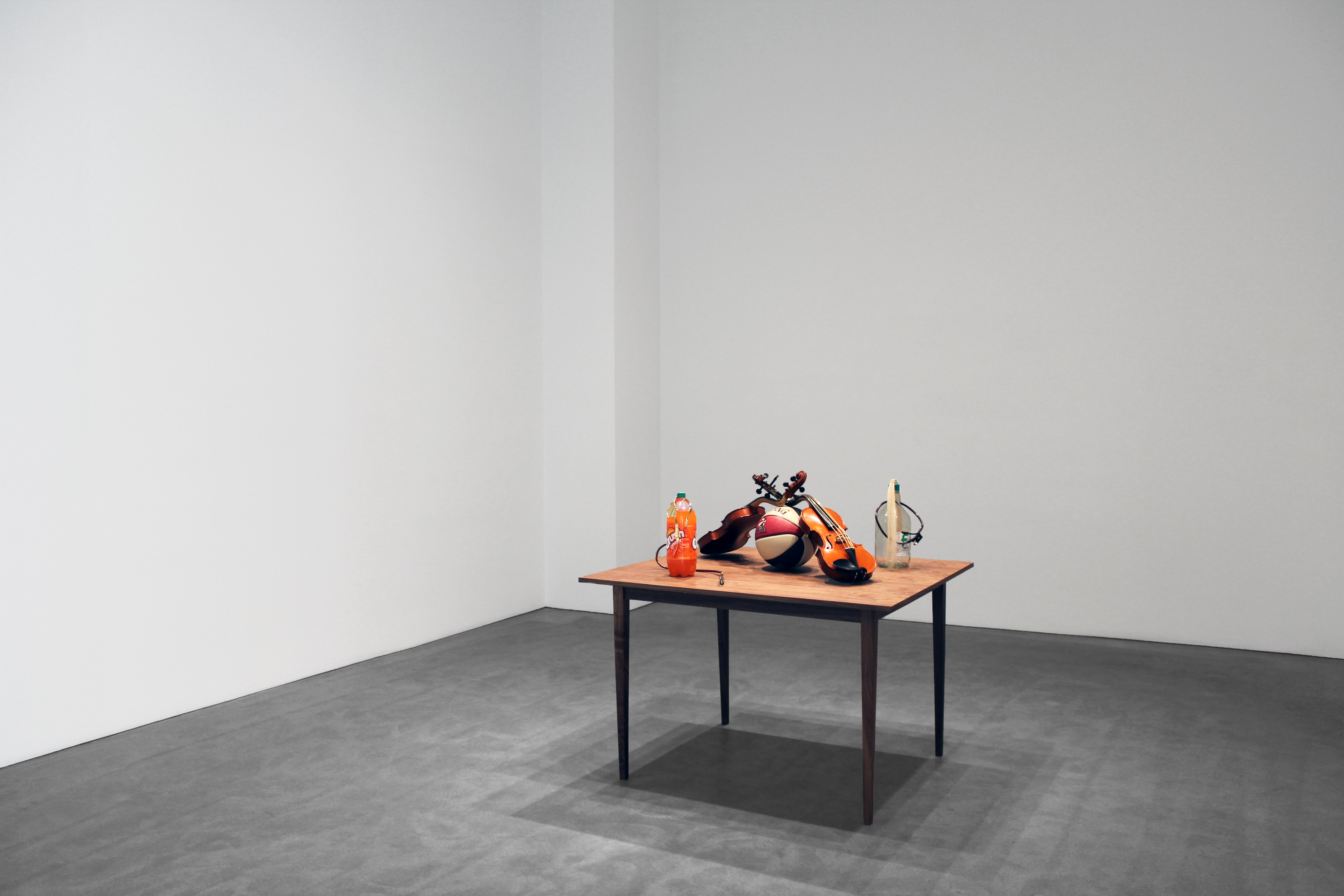 Untitled (Table Sculpture #3)