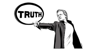 Assange: una finestra sul crollo dello Stato di diritto