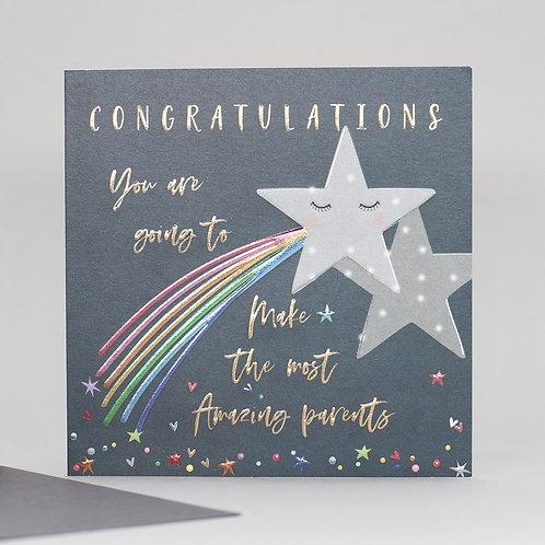 Congratulations New Parents Card