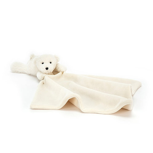 Jellycat Perry Polar Bear Soother