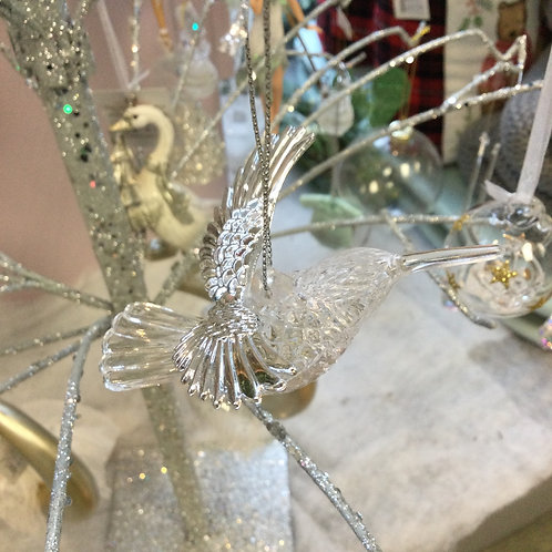 Hummingbird Decoration