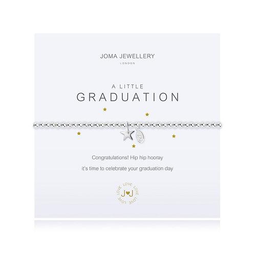 Joma A Little Graduation Bracelet