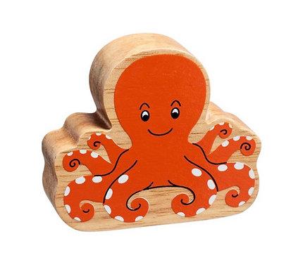 Lanka Kade Natural Orange Octopus