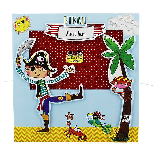 Rachel Ellen Designs Pirate Photo Frame