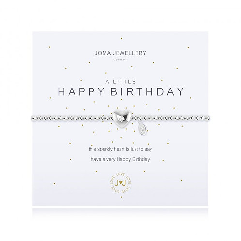 Joma A Little Happy Birthday Bracelet