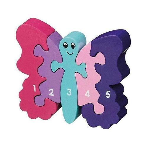 Lanka Kade 1-5 Butterfly Puzzle