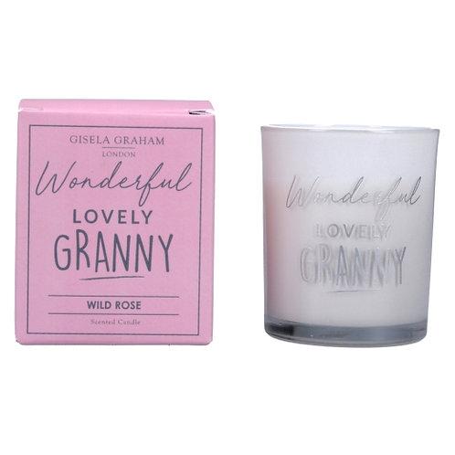 Granny Mini Scented Candle
